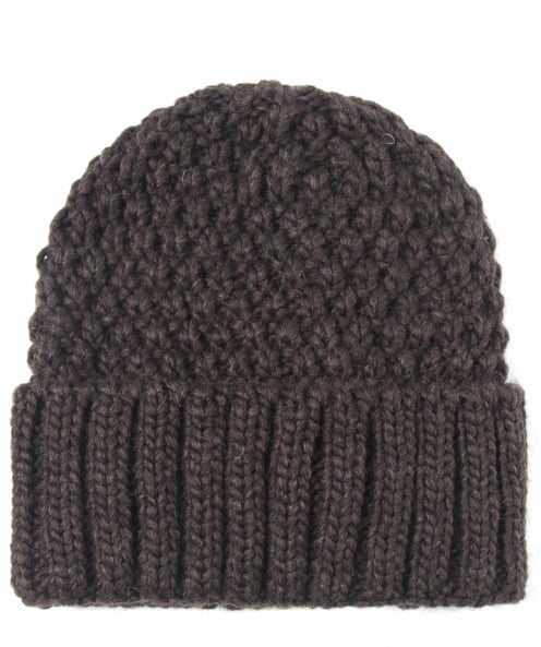 Jules B Block Cable Knit Hat