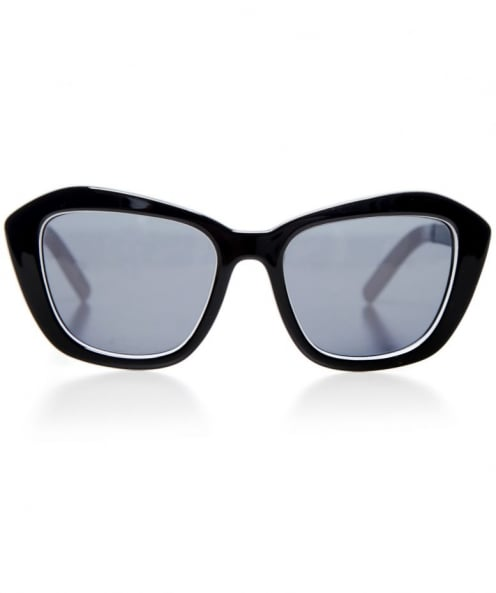 Le Specs Hollywood Boulevard Cat Eye Sunglasses