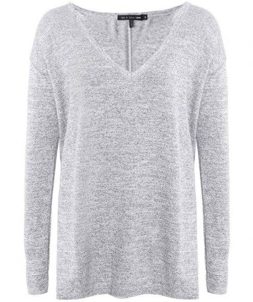 Rag and Bone Theo Long Sleeve Top