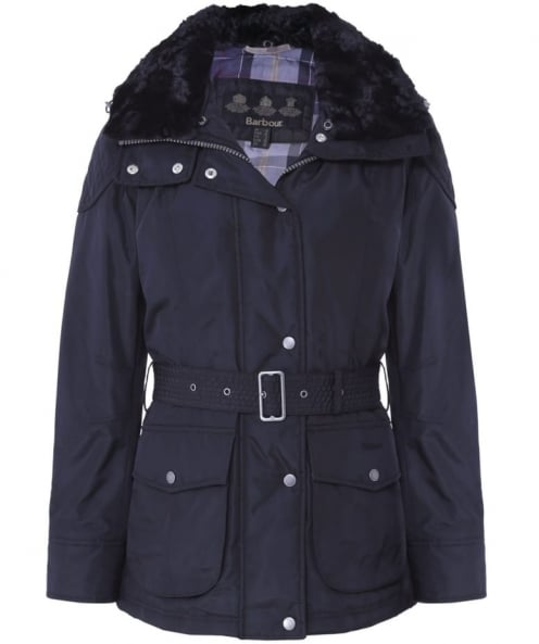 Barbour International Outlaw Hooded Jacket