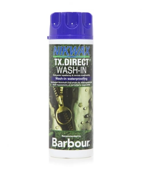 Barbour Nikwax Waterproofing Wash-In