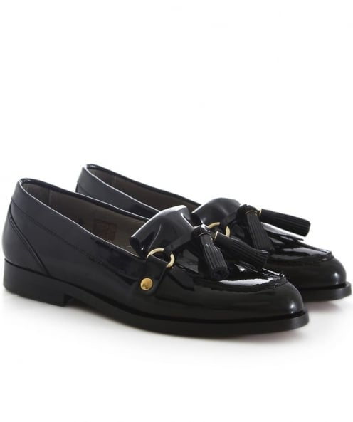 H by Hudson Britta Patent Leather Loafers