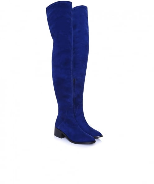Inuovo Rebecca Thigh High Boots