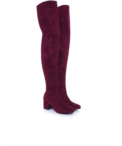 Inuovo Melinda Thigh High Boots