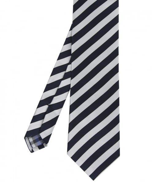 Jules B Silk Striped Tie