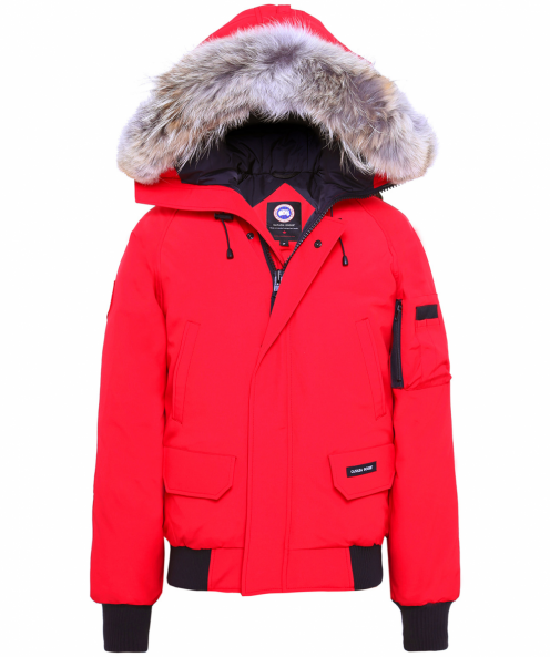 Canada Goose Down Chilliwack Bomber Jacket