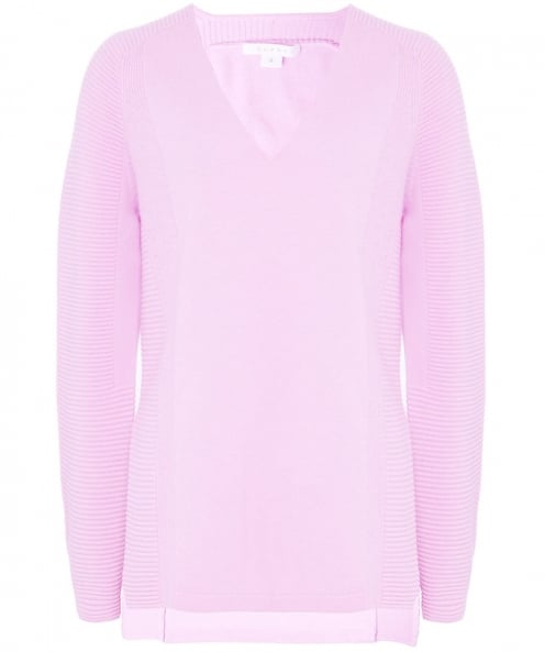 Duffy Blend V-Neck Jumper