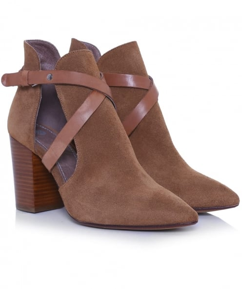 H by Hudson Geneve Suede Boots
