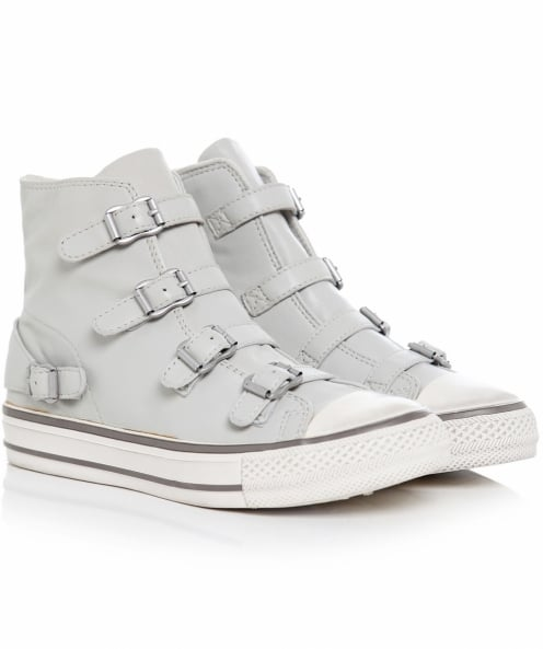 Ash Virgin High Top Trainers
