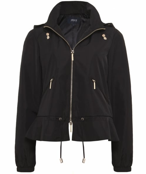 Armani Jeans Lightweight Hooded Jacket