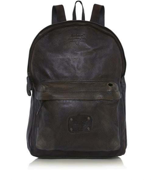 Avirex Leather Tigerfly Backpack
