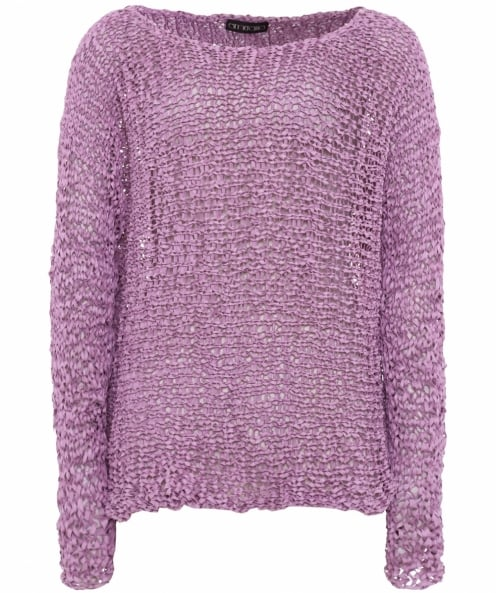 Esmeralda Lilly Textured Jumper