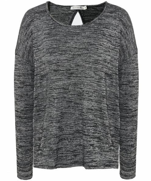 Rag and Bone Mia Long Sleeved Top