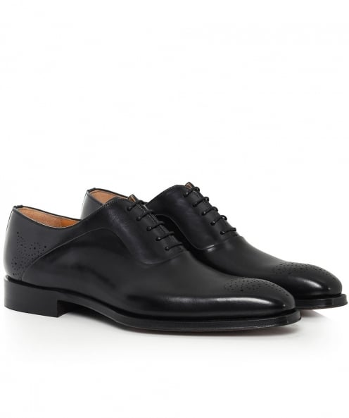 Magnanni Smooth Leather Oxford Brogues