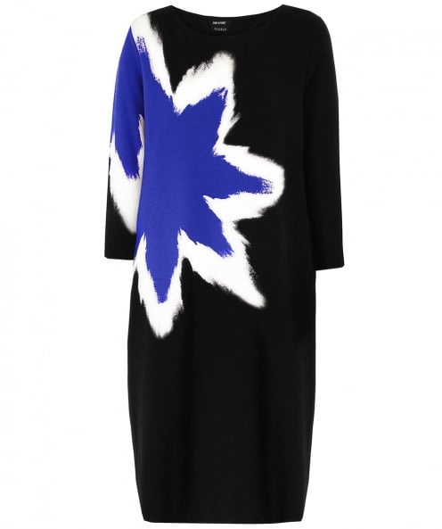 Isabel de Pedro Jersey Starburst Dress