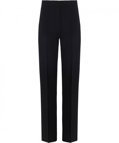 Isabel de Pedro Jersey Flared Trousers