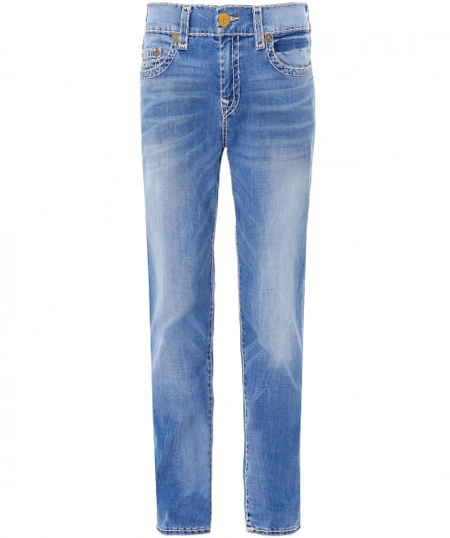 True Religion Skinny Fit Rocco Super T Jeans