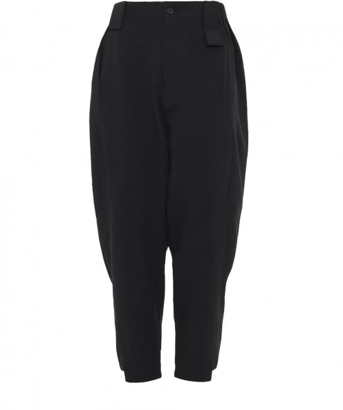 Moyuru Cropped Easy Trousers