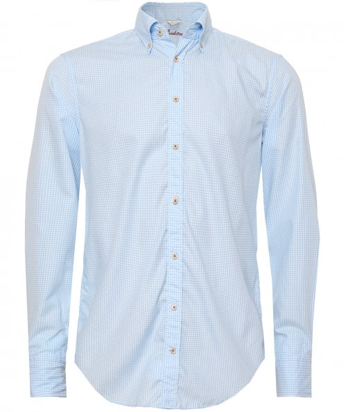Stenstroms Fitted Check Shirt