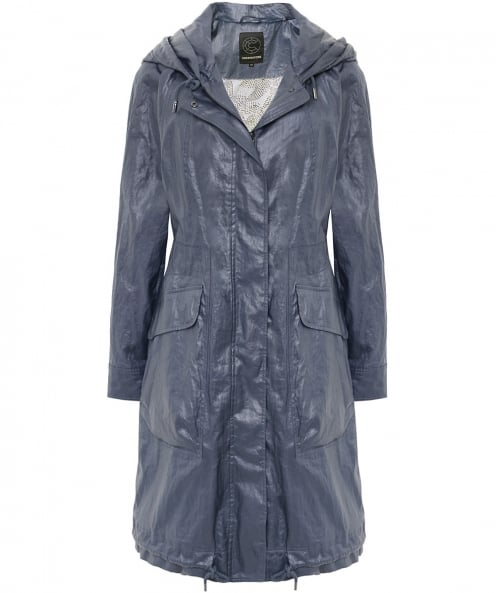Creenstone Hooded Coat