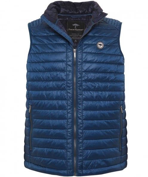 Fynch-Hatton Baffle Quilted Gilet