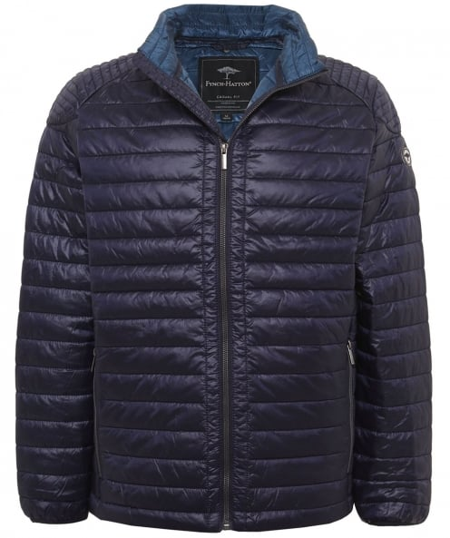 Fynch-Hatton Baffle Quilted Jacket