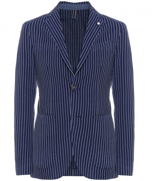 LBM 1911 Cotton Striped Jacket