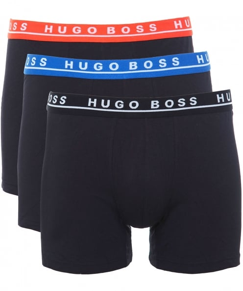 BOSS Three Pack of Boxer Shorts
