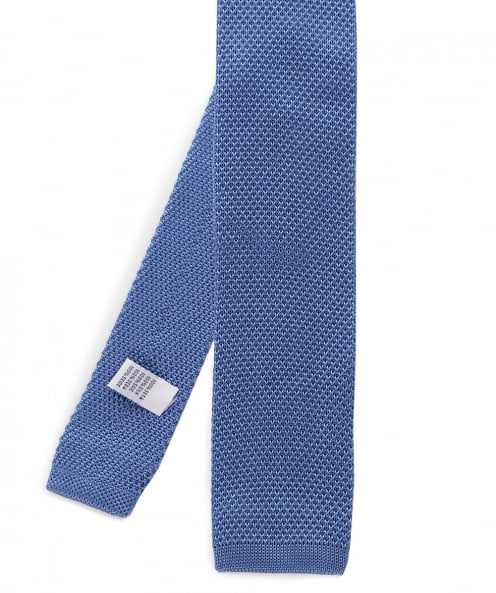 Stenstroms Silk Textured Knit Tie