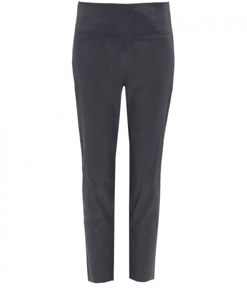 Crea Concept Cropped Stretch Fit Trousers