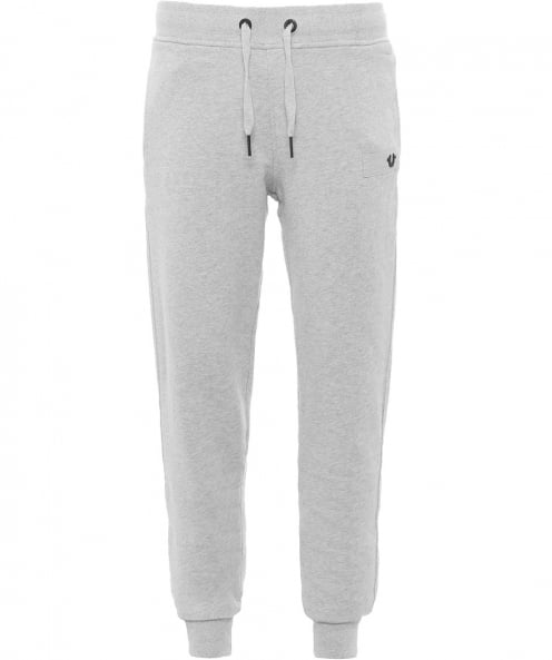 True Religion Metal Horseshoe Sweatpants