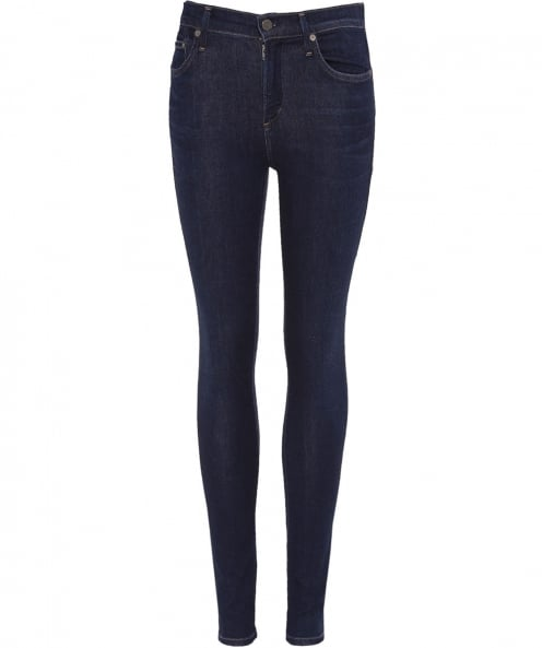 Citizens of Humanity High Rise Rocket Skinny Jeans
