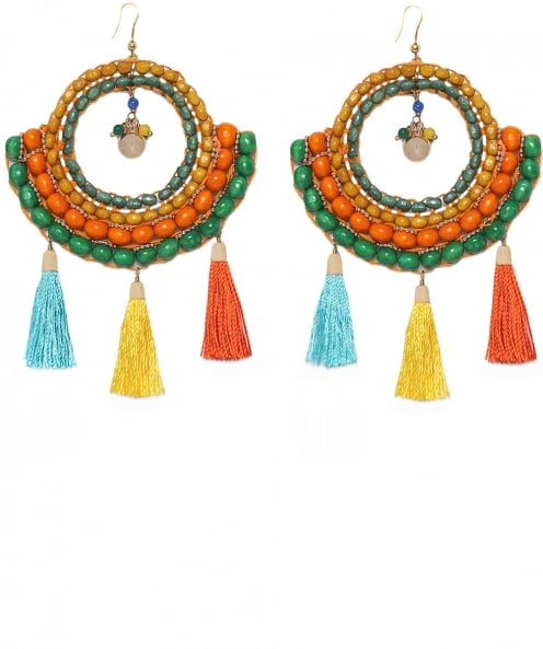 Rosantica Merida Earrings