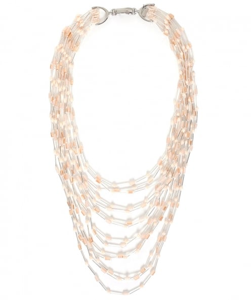 Butterfly Multi Strand Notting Hill Necklace