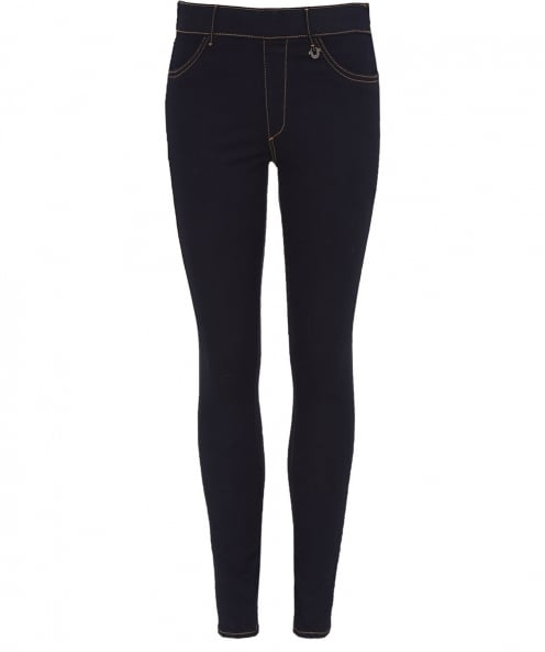 True Religion Runway Denim Leggings