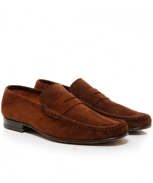 Stemar Suede Sorrento Loafers