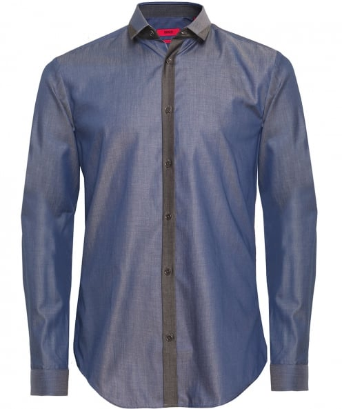 HUGO Slim Fit Egberto Shirt