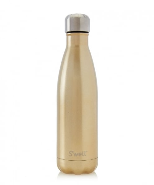 S'well 17oz Sparkling Metallic Water Bottle