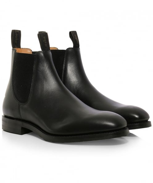 Loake Leather Chatsworth Chelsea Boots