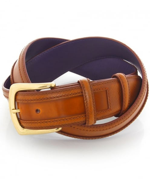 Elliot Rhodes Wing Tip Belt