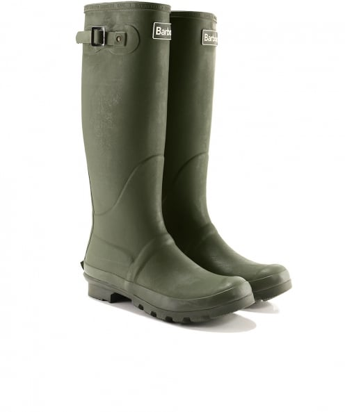 Barbour Rubber Bede Wellington Boots