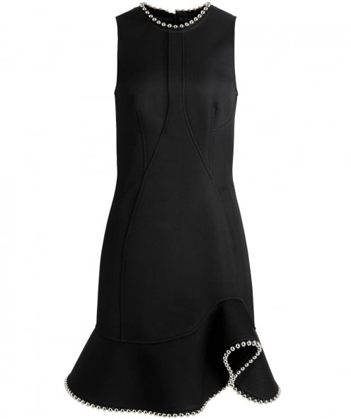 Alexander Wang Peplum Shift Dress