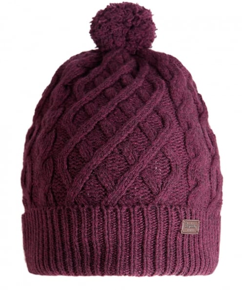 Barbour Cable Knit Beanie