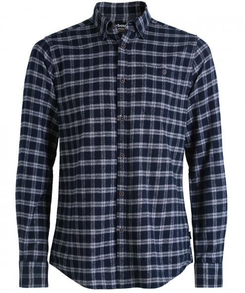 Barbour International Check Bumper Shirt