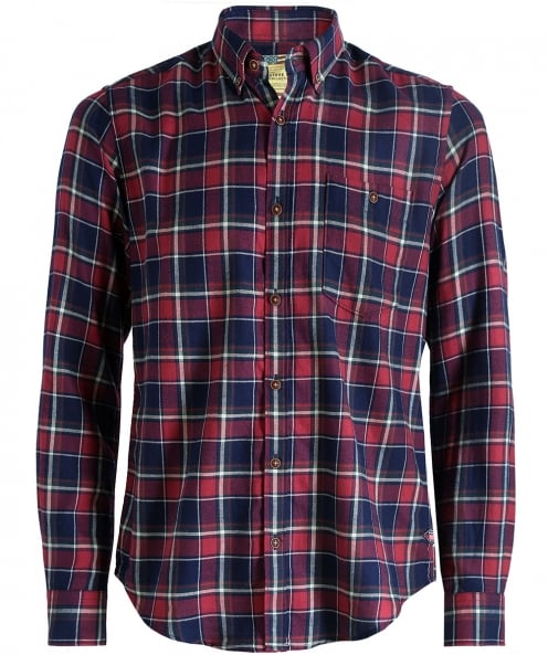 Barbour International Check SMQ King Shirt