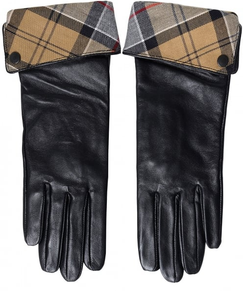 Barbour Leather Lady Jane Gloves