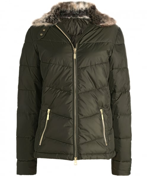Barbour International Garvie Quilted Jacket