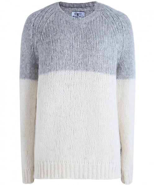 Barbour Alpaca Helen Two Tone Jumper