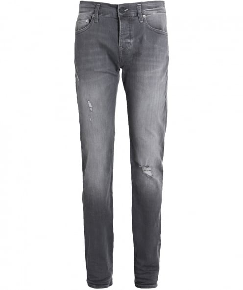 True Religion Skinny Fit Rocco Comfort Jeans