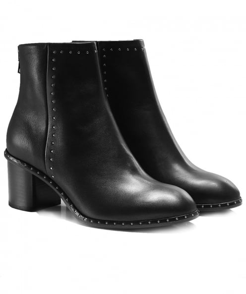 Rag and Bone Leather Willow Stud Boots